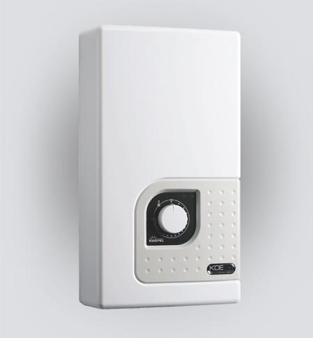 Проточный водонагреватель KDE