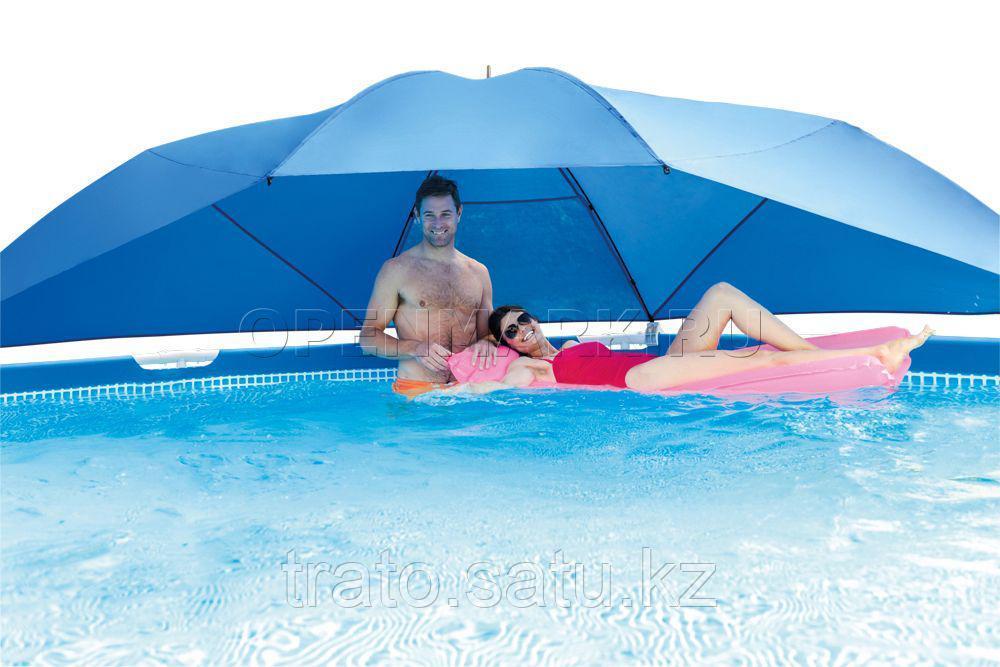 Зонт для круглых каркасных бассейнов от 366 до 549 см