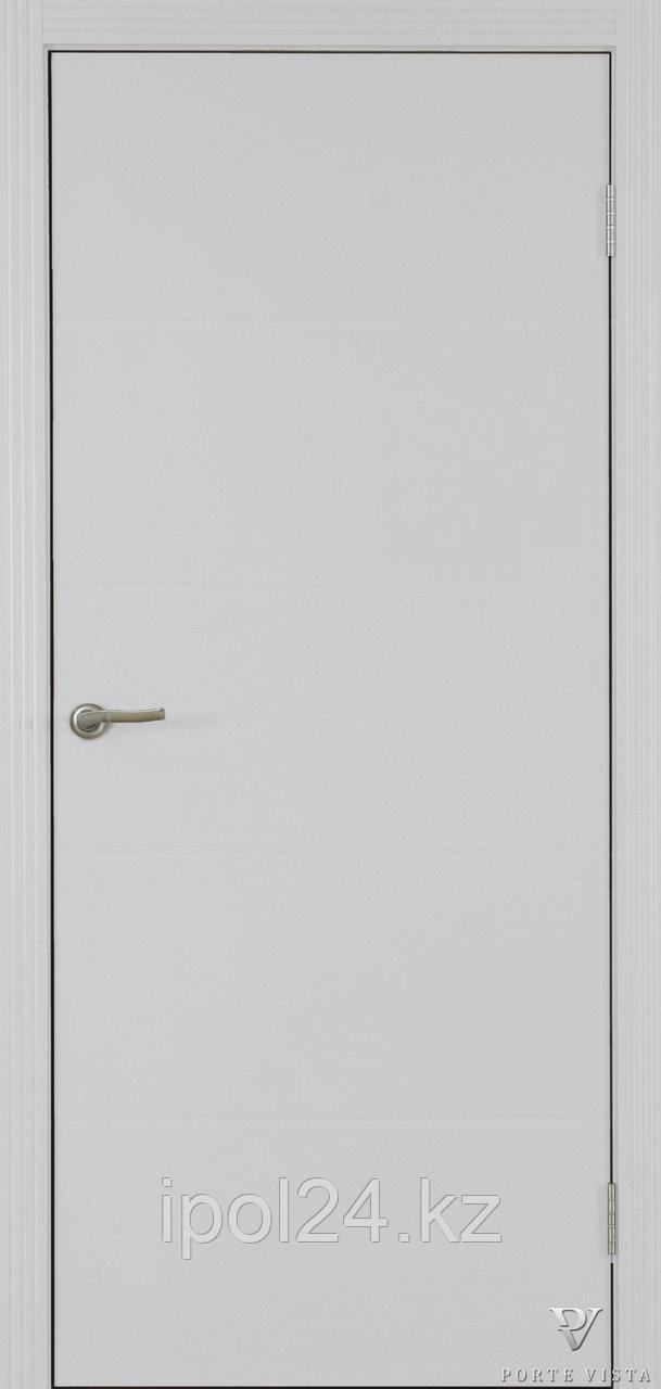 Межкомнатная дверь  Porte Vista СОЛЕНТО 1