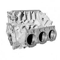 Блок цилиндров двигатель ЯМЗ 236(ребр)