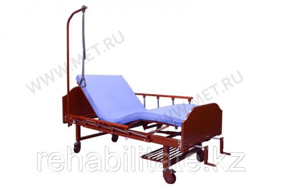 Кровать функциональная медицинская Е-8 ( ММ-118Н) ЛДСП