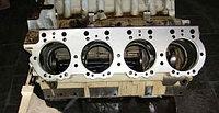 Блок цилиндров двигатель ЯМЗ 238(ребр)