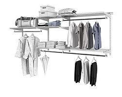 Комплект гардеробной системы ТИТАН-GS-350