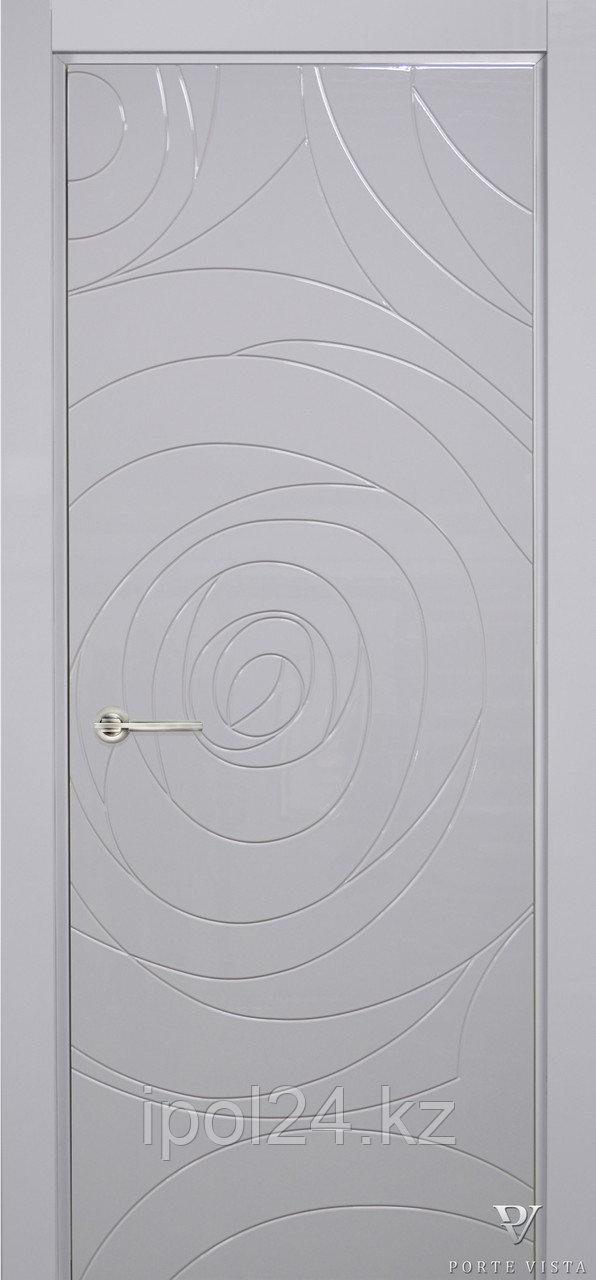 Межкомнатная дверь  Porte Vista Хай-тек АРТ