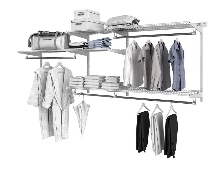 Комплект гардеробной системы ТИТАН-GS-450
