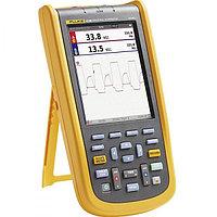 Fluke 123B промышленные портативные осциллографы ScopeMeter