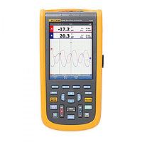 Fluke 124B/S промышленные портативные осциллографы ScopeMeter