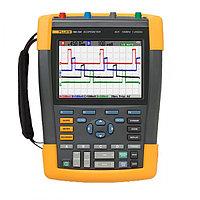 Fluke 190-104 серии II цветной осциллограф, 4 канала, 100 МГц