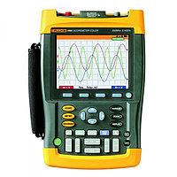 Fluke 199C осциллограф-мультиметр ScopeMeter