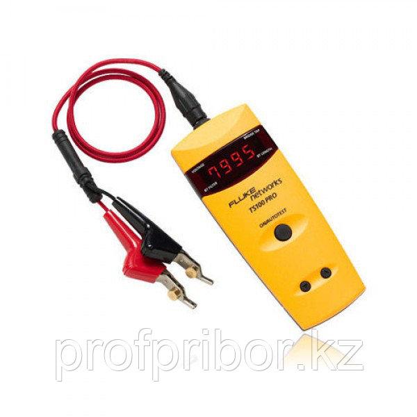 Fluke TS100 PRO инструмент для определения местонахождения неисправностей в кабеле с определением ответвителя