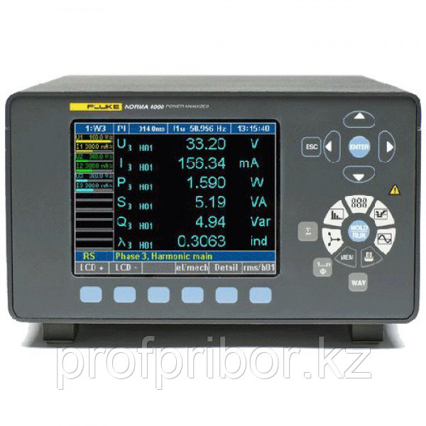 Fluke N4K 3PP42I высокоточный анализатор электроснабжения