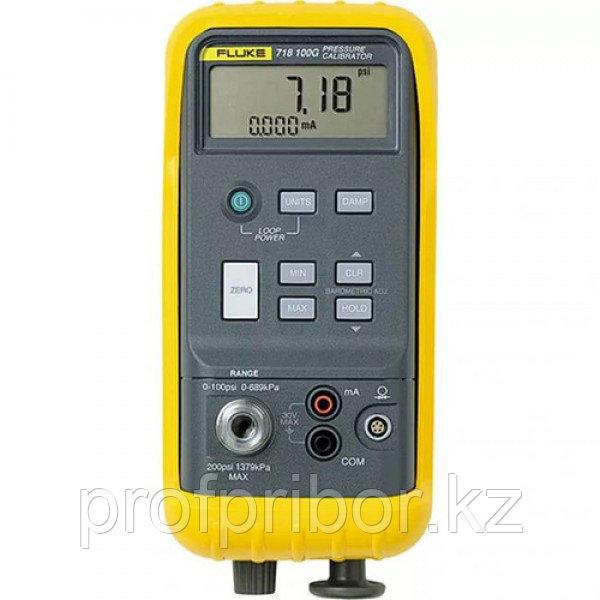 Fluke 718 калибратор датчиков давления