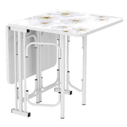 Стол-тумба AS 27 м 120*69 бел, фото 2