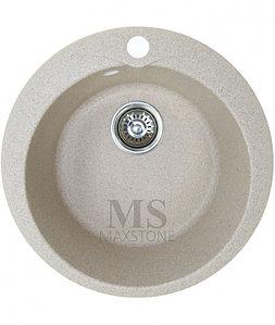 Мойка MS-01 ванильный камень