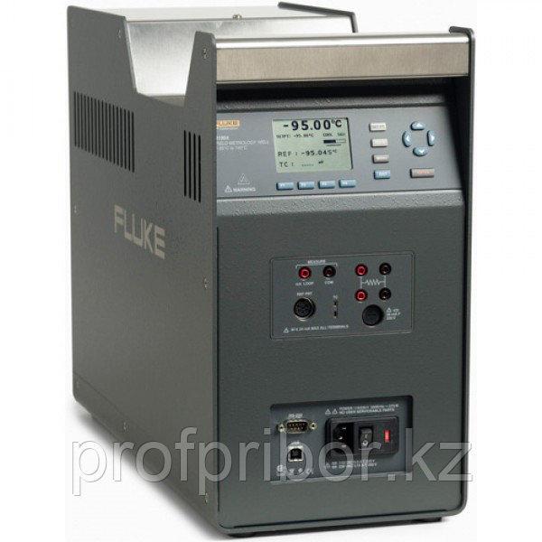 Fluke 9190A полевые метрологические сухоблочные калибраторы сверхохлаждения
