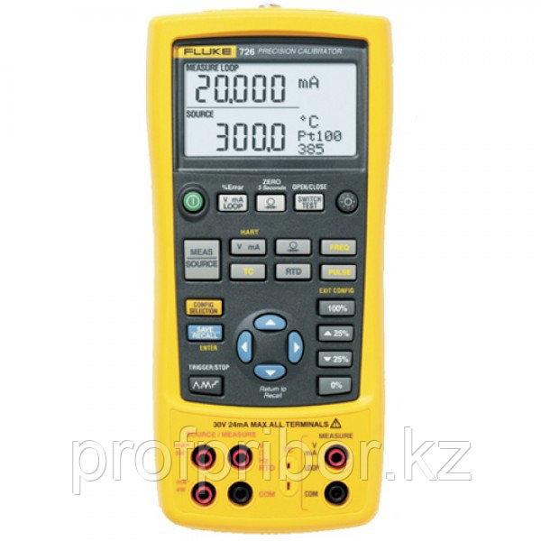 Fluke 726 многофункциональные калибраторы технологических процессов