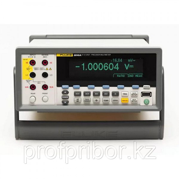 Fluke 8846A мультиметр-вольтметр цифровой прецизионный