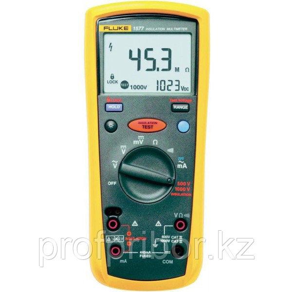 Fluke 1577 мультиметр-мегаомметр