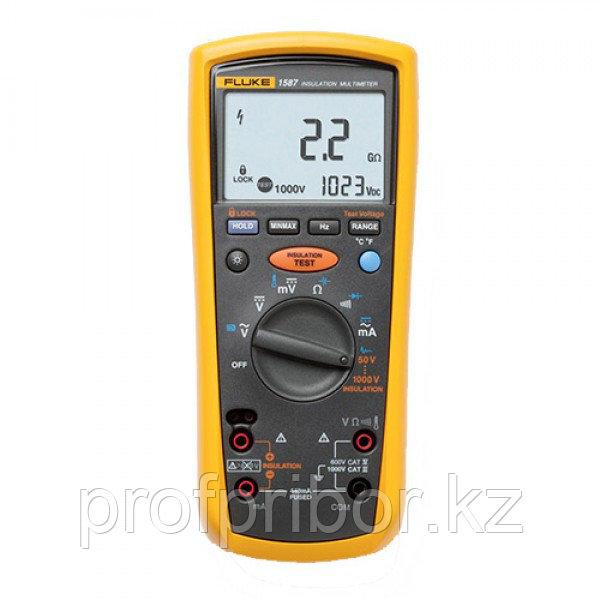 Fluke 1587T мультиметр-мегаомметр