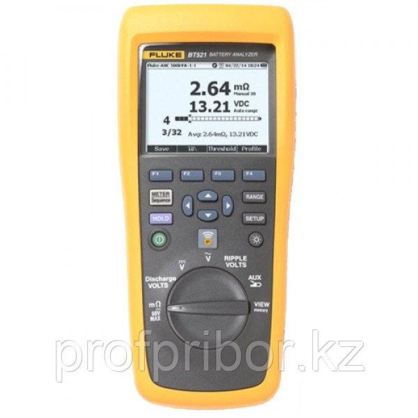 Fluke BT521 приборы для проверки батарей