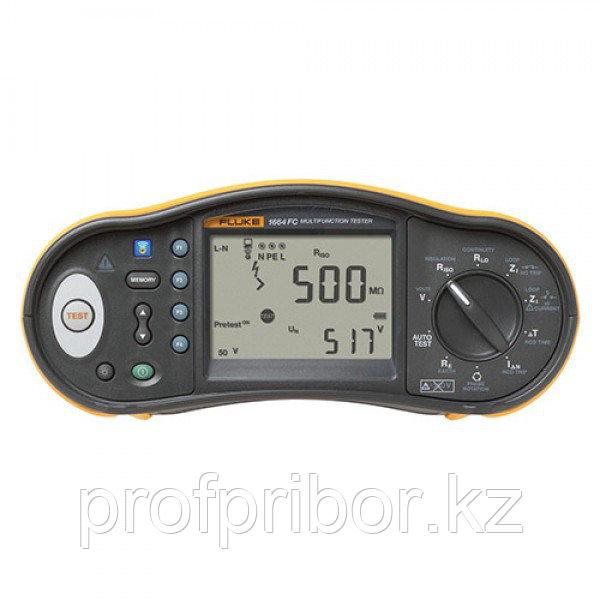 Fluke 1664 FC многофункциональный тестер электроустановок