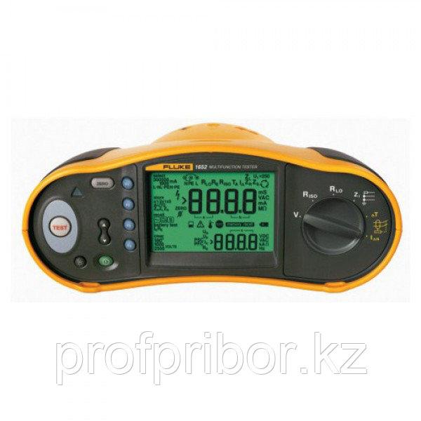 Fluke 1652 портативные тестеры электробезопасности