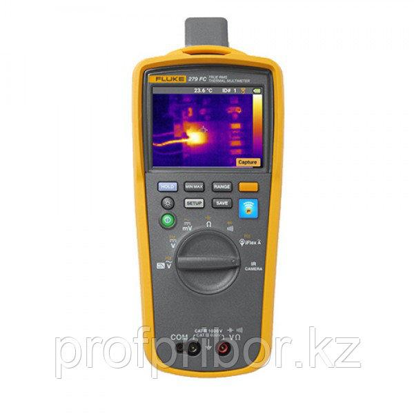 Fluke 279 FC TRMS мультиметр-тепловизор
