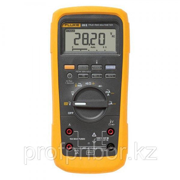 Fluke 28 II мультиметр цифровой промышленный