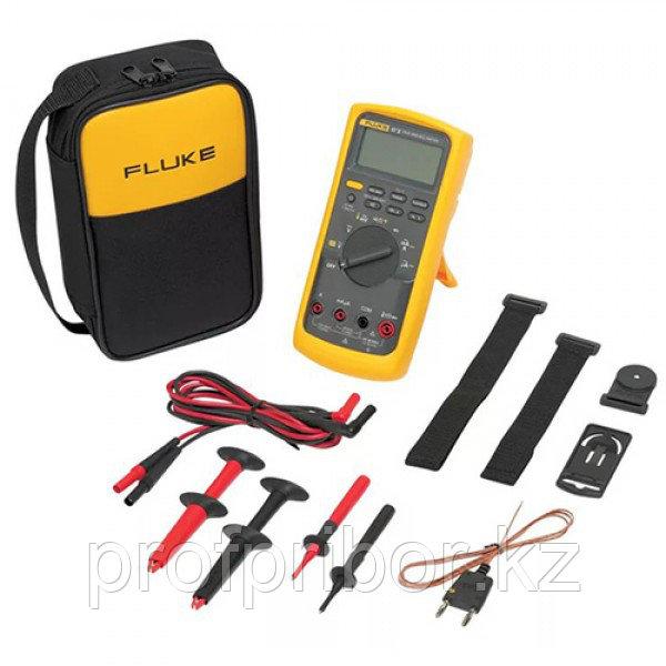 Fluke 87V E2 Kit промышленный комбинированный комплект для электриков