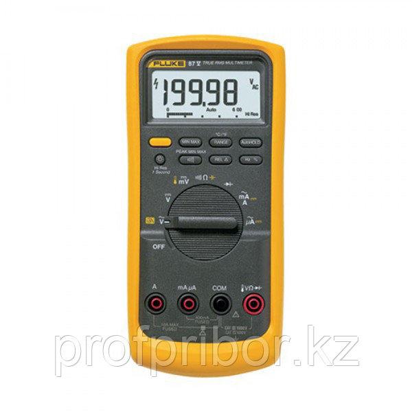 Fluke 87V цифровой мультиметр
