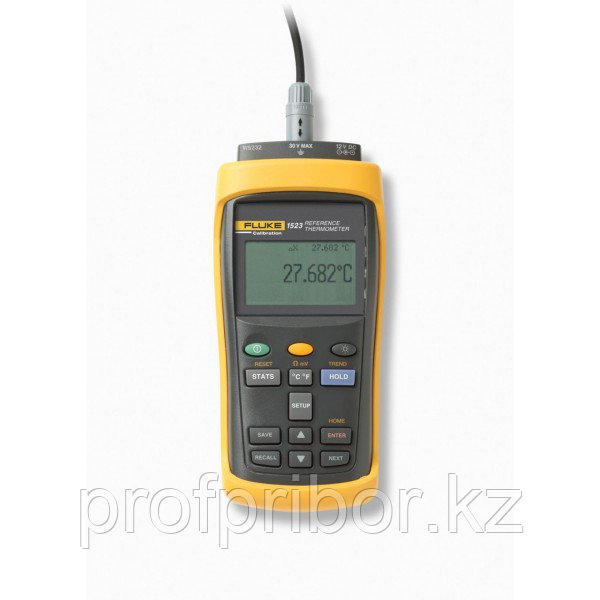 Fluke 1523 эталонные термометры