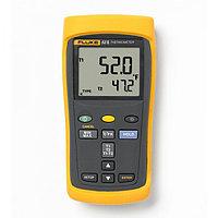 Fluke 52 II измеритель температуры универсальный