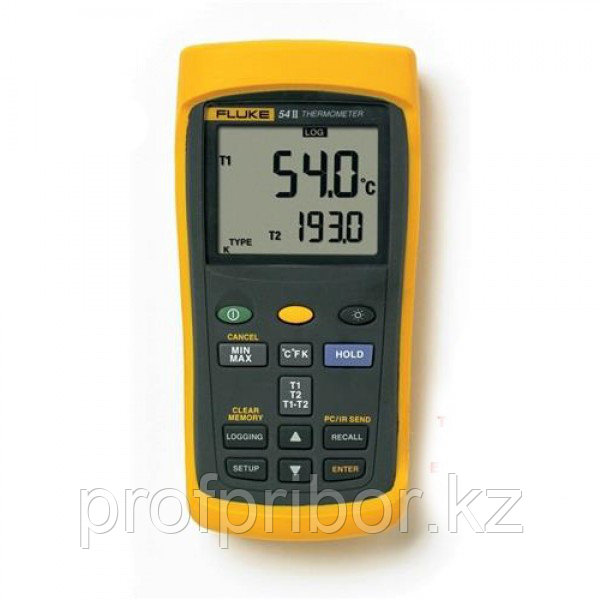 Fluke 54 II B измеритель температуры универсальный