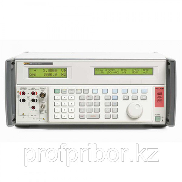Fluke 5502A калибратор для нескольких приборов