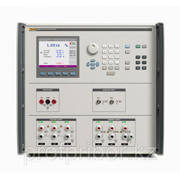 Fluke 6003A калибраторы электрической мощности