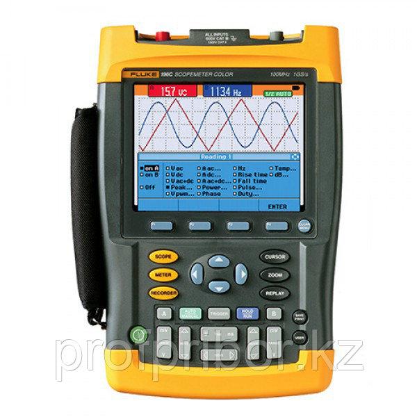 Fluke Biomedical 192C осциллограф-мультиметр ScopeMeter серии 190