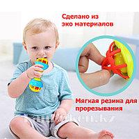 Погремушка для детей (прорезыватель) двойная