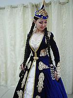 Казахский национальный костюм на заказ.