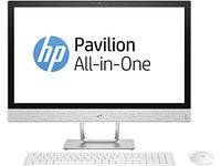"Моноблок HP 2MJ18EA Pavilion AiO, 27"" FHD, I5-7400T"