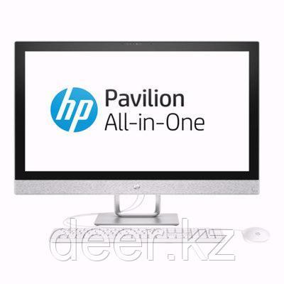 "Моноблок HP 2MJ19EA Pavilion AiO, 27"" FHD, I5-7400T"