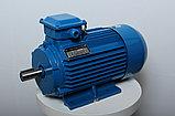 Электродвигатель АИР80А6    0,75 кВт 920 об мин трехфазный, фото 2