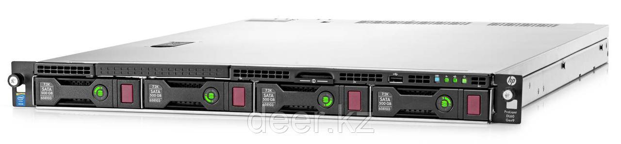 Сервер 833865-B21 HPE ProLiant DL60 Gen9 E5-2609v4