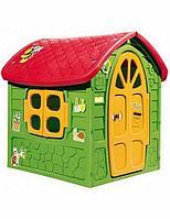 Пластиковый домик деревенский Dohany 1463