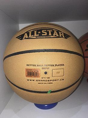 Баскетбольный мяч Wilson ALL STAR (размер 7), фото 2