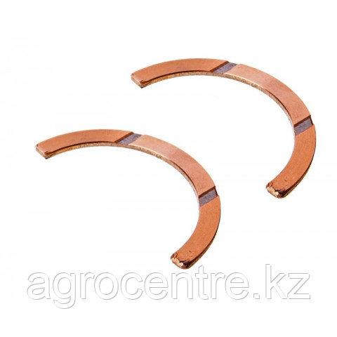 Полукольца осевого смещения коленвала ВАЗ 2101-06 СТ 2101-1005183-00(2шт)