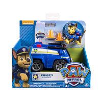 Игрушка Paw Patrol Щенячий патруль Машинка спасателя и щенок (Чейз), фото 1