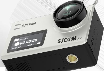 SJ8 PLUS SJCAM Wi-Fi экшн-камера