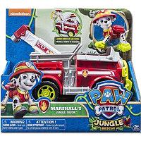 Щенячий Патруль Paw Patrol, машинка спасателя и щенок Маршал