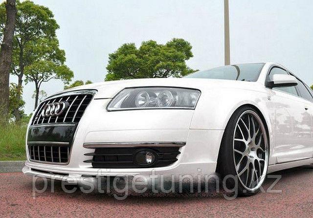 Обвес ABT Sline на Audi A6 C6