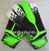 Перчатки вратарские футбольные GF00357 Зеленый